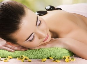 Enjoy a relaxing stone massage at our Palm Springs studio, or we can come to you.